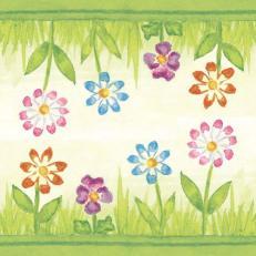 Untersetzer INSA 90 x 90 mm eckig aus Tissue, 1500 Stück im Karton