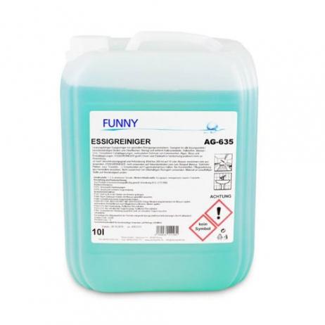 Essigreiniger, 10 Liter