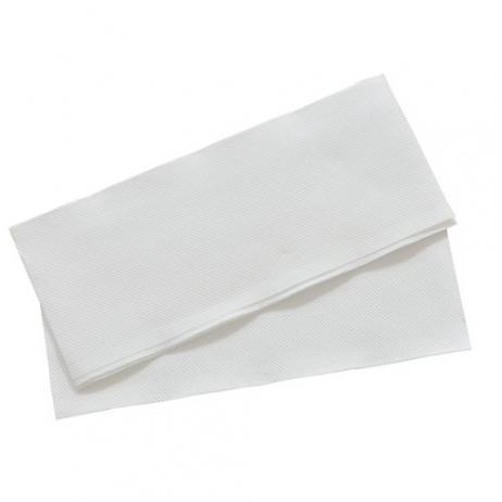Papier-Falthandtuch hochweiss, Z-Falz, 3750 Stück im Karton