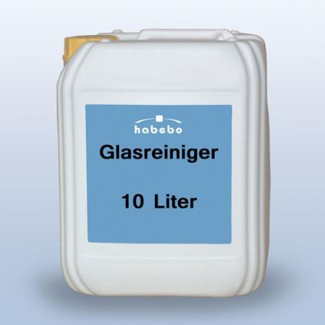 Glasreiniger Kristall-Klar; 10 Liter