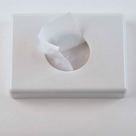Hygiene-Bag-Spender weiß