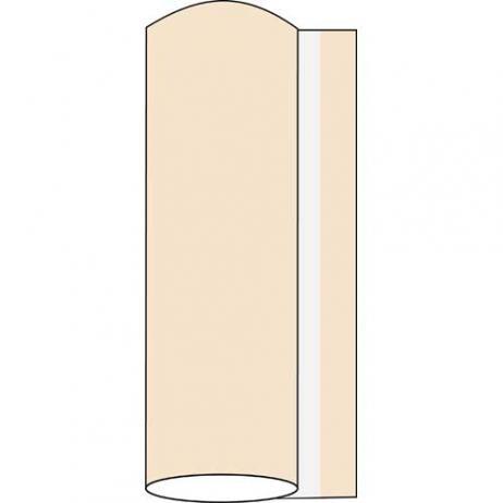 Tischdeckenrolle PEBBLE STONE aus Linclass, 80 cm x 40 lfm