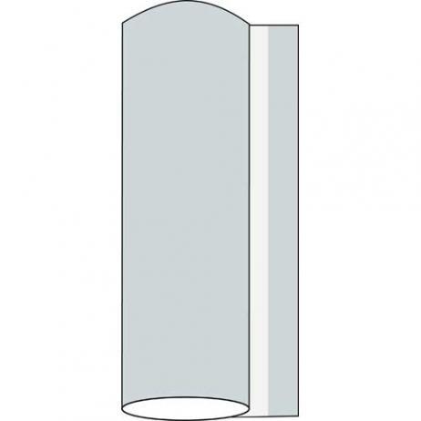 Tischdeckenrolle PERLGRAU aus Linclass, 80 cm x 40 lfm