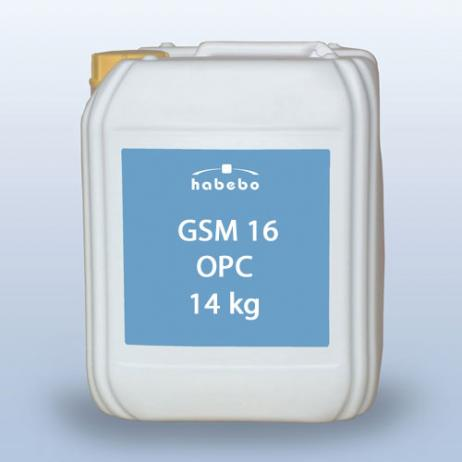 GSM 16 OPC Intensiv-Reiniger flüssig für Geschirrspülmaschinen 14 kg